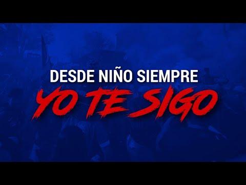 """""""Desde Niño Siempre Yo Te Sigo"""" Barra: La Sangre Azul • Club: Cruz Azul"""