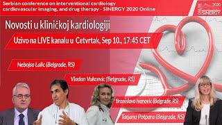 SINERGY 2020 – Novosti u kliničkoj kardiologiji