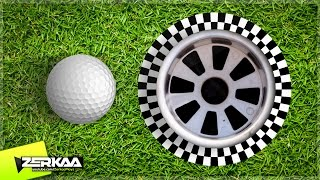 NEW GOLF RACING MODE! (Golf with Your Friends)