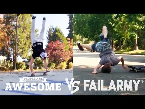 People Are Awesome Vs. FailArmy - (Episode 8)
