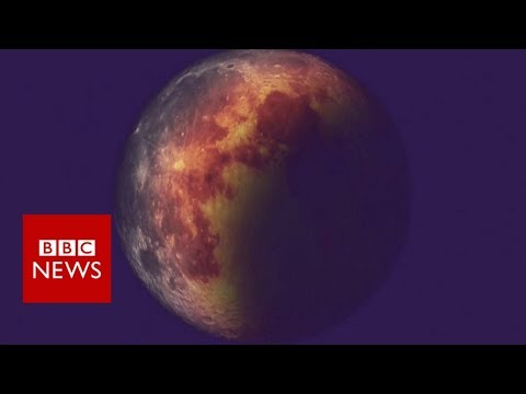 Lunar Eclipse: Science Behind The Blood Moon - BBC News