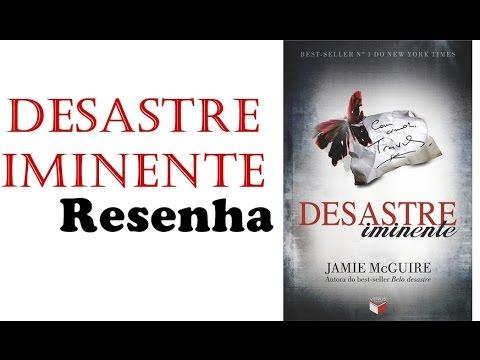 Resenha | Desastre Iminente, Jamie McGuire | A Coruja Literária