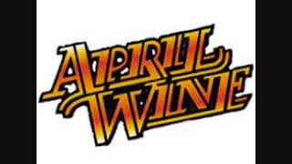 April Wine   Future Tense
