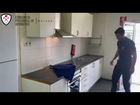 Campaña del CPB de prevención de incendios en el hogar