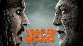 Cướp biển Cà Ri Bê 5 - Trailer Ngáo