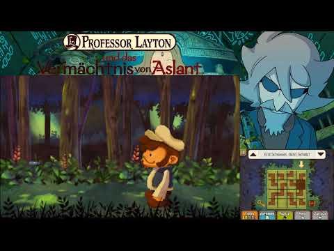 Professor Layton und das Vermächtnis von Aslant Rätsel 52