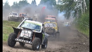 Off-Road Vehicle Race | Madona 2018 | ET1