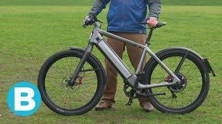 Deze e-bike haalt 49 km/u en is even duur als een kleine stadsauto