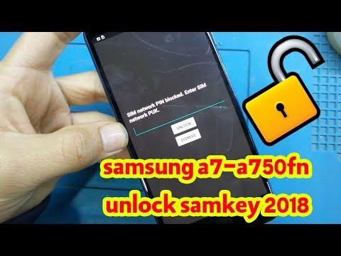 New ] Unlock All Samsung Phone With Samkey 2018 - смотреть