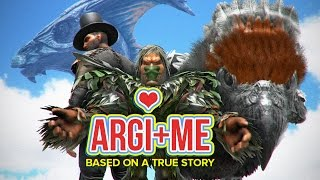 Argi + Me - Ark: Survival Evolved Cinematic Experience