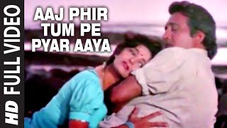 Aaj Phir Tum Pe Pyar Aaya Full HD Song | Dayavan | Vinod
