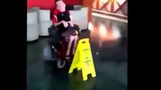 Fast and furious 8 - Kid in wheelchair
