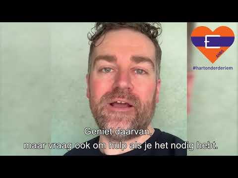 Hart onder de riem van Klaas Dijkhoff
