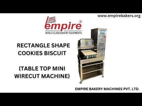 Bakery Biscuit Machine