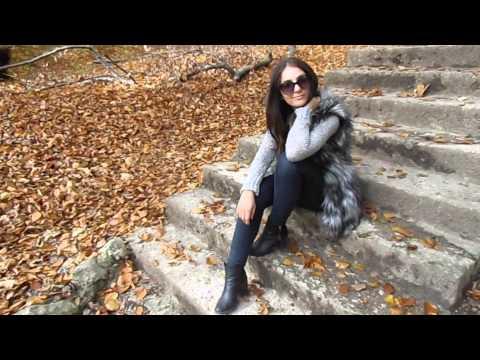 Herbst Outfit - Fellweste ♥