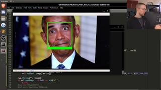 Facial Recognition on Video with Python