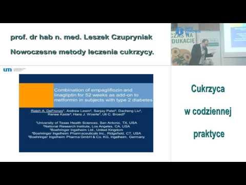 Leczenia polineuropatii cukrzycowej lekiem