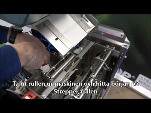 Elastobinder: Strepper-felmeddelande