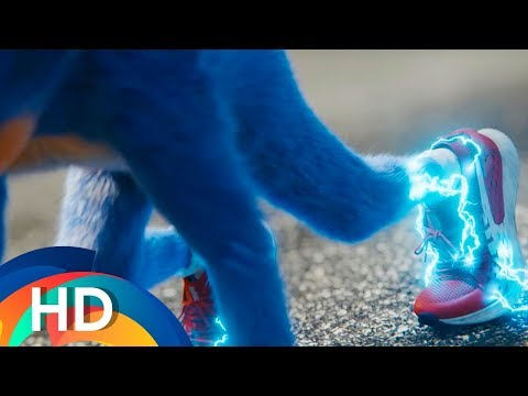 Sonic The Hedgehog (2019) - Phim hoạt hình live-action