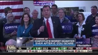 Phillip Stutts Talks Hillary vs. Bernie in Iowa | FOX BUSINESS