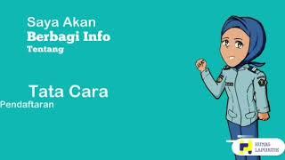 Tutorial Layanan Video Call Lapas Narkotika Jakarta