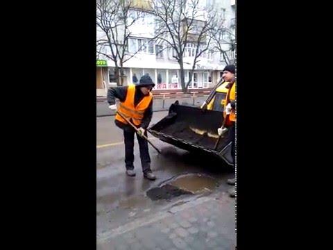 Почему же, почему же дождик капает по лужам | Типичный Кременчуг