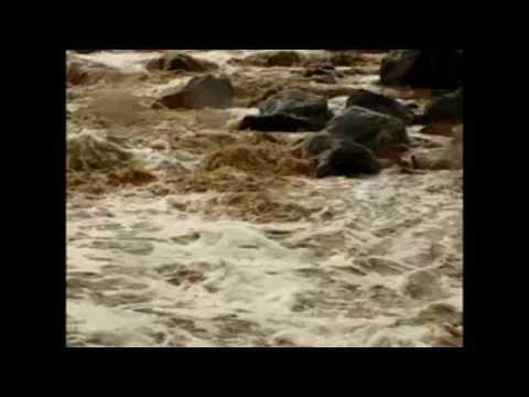 أمطار سمائل(وادي بني رواحه)بتاريخ 2009/6/23م