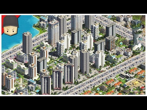 CITYSTATE : First Look - New City-Builder!