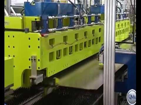 OLMA - Impianto automatico per la produzione di pannelli laterali per frigoriferi