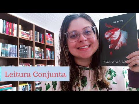 Lua Nova #livro2 Saga Crepúsculo [leitura conjunta] |Entre Histórias