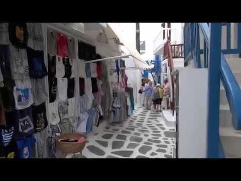 Griekenland, Mykonos 2013