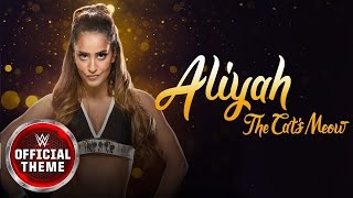 You'll be feline good with Aliyah's official theme The Cat's Meow