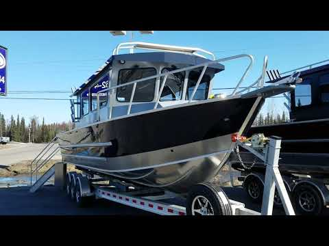 "2019 Raider Boats 29 Offshore ""SOLD"" in Soldotna, Alaska - Video 2"