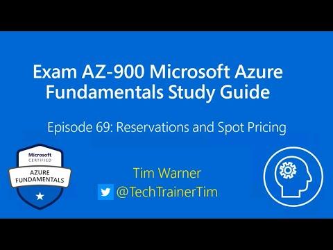 Exam AZ-900 Microsoft Azure Fundamentals Study ... - YouTube