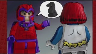 LEGO Marvel Superheroes -  The Thrill Of Chess (Mysterio and Polaris Unlock Location)