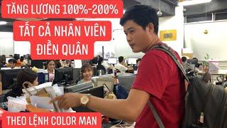 Biết bị trả đũa, Khương Dừa cao cơ tăng 100%-200% lương toàn nhân viên, tiêu tốn 10 tỷ của Color Man
