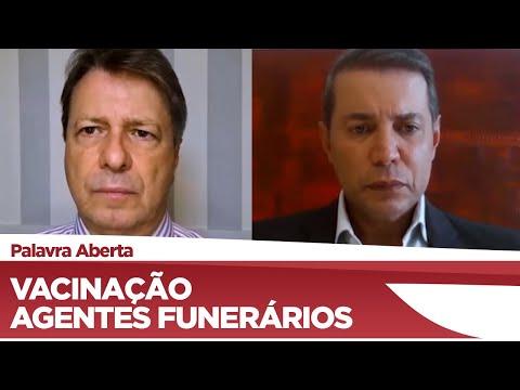 Bibo Nunes pede prioridade para agentes funerários na vacinação contra Covid - 24/03/21