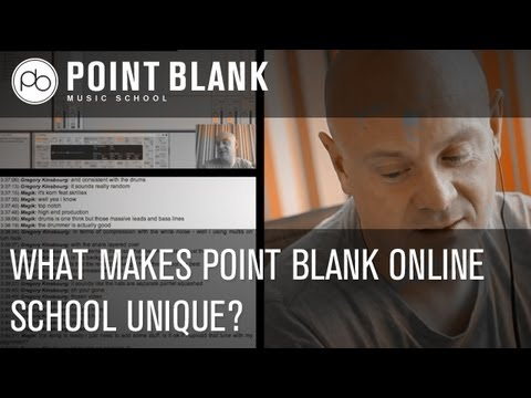 What Makes Point Blank Online School Unique?