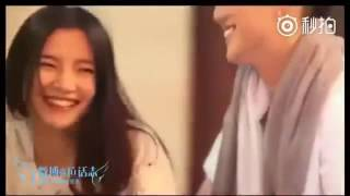 Miller Hejiaying dibalik layar ( Girls Love behind the scene)