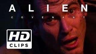 Alien Covenant  Clip Prólogo El Cruce  Solo En Cines