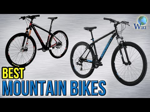 9 Best Mountain Bikes 2017
