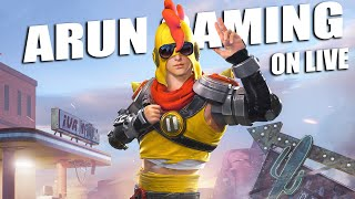 [TAMIL]PUBG MOBILE TAMIL LIVE STREAMING WITH SRB | ARUN GAMING