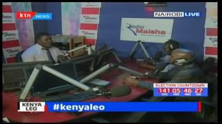Kenya Leo - Hotuba ya Rais kwa Taifa - Simba Arati na Moses Kuria