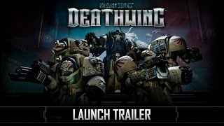 Space Hulk: Deathwing video