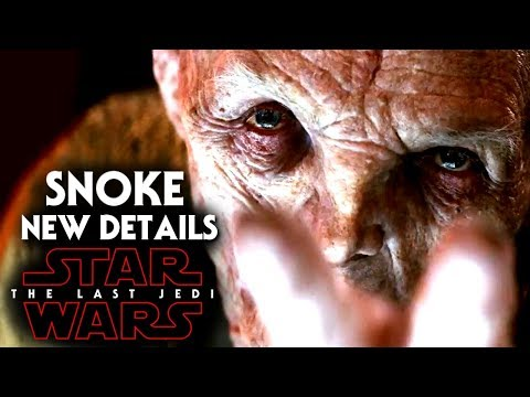 Star Wars The Last Jedi Snoke's Supremacy NEW Details & Material Revealed!