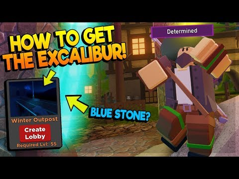 Dungeon Quest Roblox Download - How To Get The Excalibur Part 2 Dungeon Quest Roblox