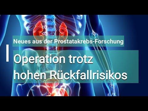 Prostata-Operation Preis