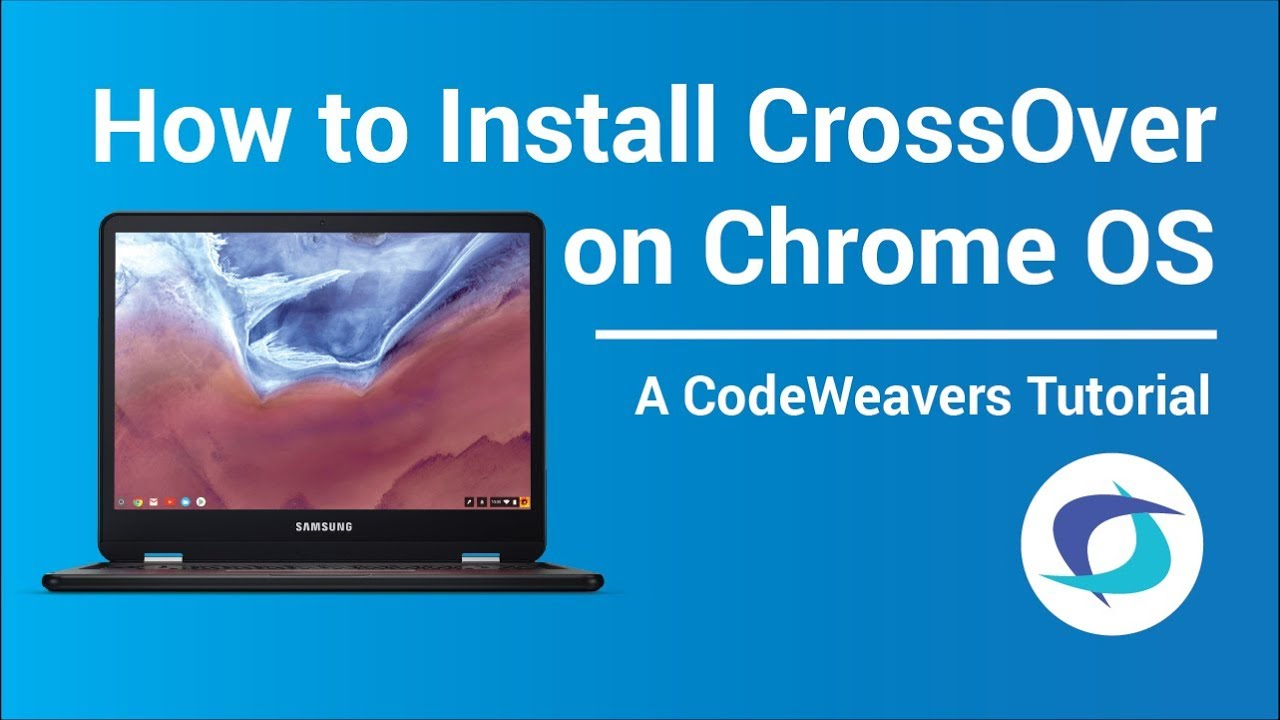 Run Windows Software on Chrome OS with CrossOver | CodeWeavers