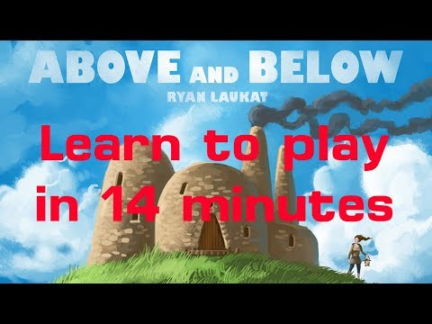 How to Play Above and Below