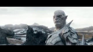The Hobbit  There And Back Again Thorin Vs Azog Music Change Fan Edit